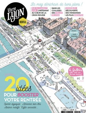 Vivre Lyon 2