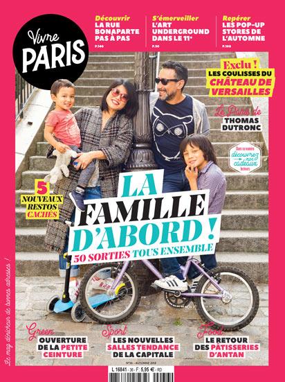 Acheter le magazine Vivre Paris36