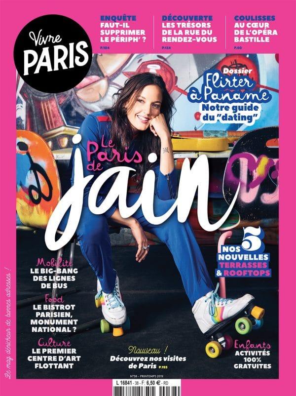 Magazine Vivre Paris 38
